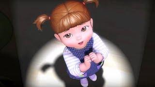 Песенка про  младшую сестру - Консуни песенка - серия 23 - Younger sister- Kids Song
