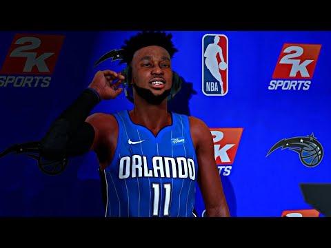 FREDDY BANKS 1ST GAME! ANKLE BREAKERS, CRAZY LEBRON POSTER DUNK & TRASH TALKING! - NBA 2K18 MyCAREER