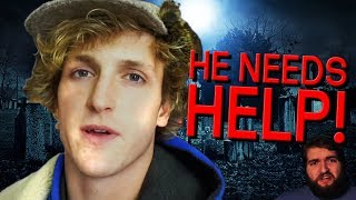 Logan Paul is ACTUALLY Disturbed