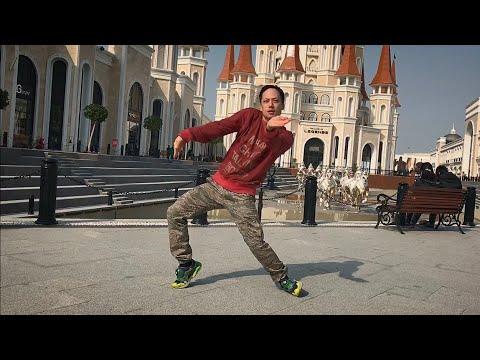 Russian Waving dance in Turkey | illusion dance style