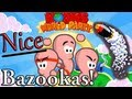Worms World Party - Nice Bazookas ! Music Video