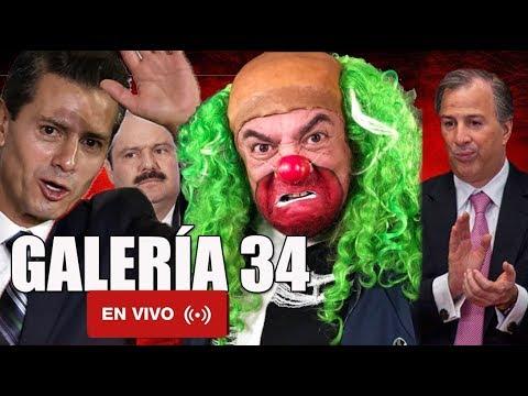 GALERÍA #34: CÉSAR DUARTE/ LA MEDICINA DE AMLO / TRUMP/ MEADE