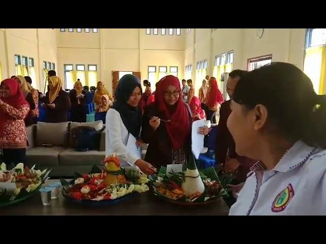 Lomba Nasi Tumpeng, PPNI RSUD Abadi Samboja, 2018