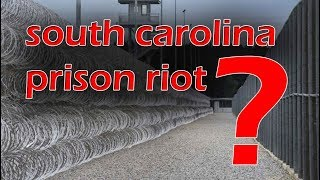 Full Report - south carolina prison riot - south carolina prison - lee correctional institution riot