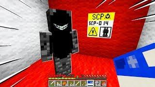 NON AVVICINARTI A QUESTA STATUA!! - Minecraft SCP 014