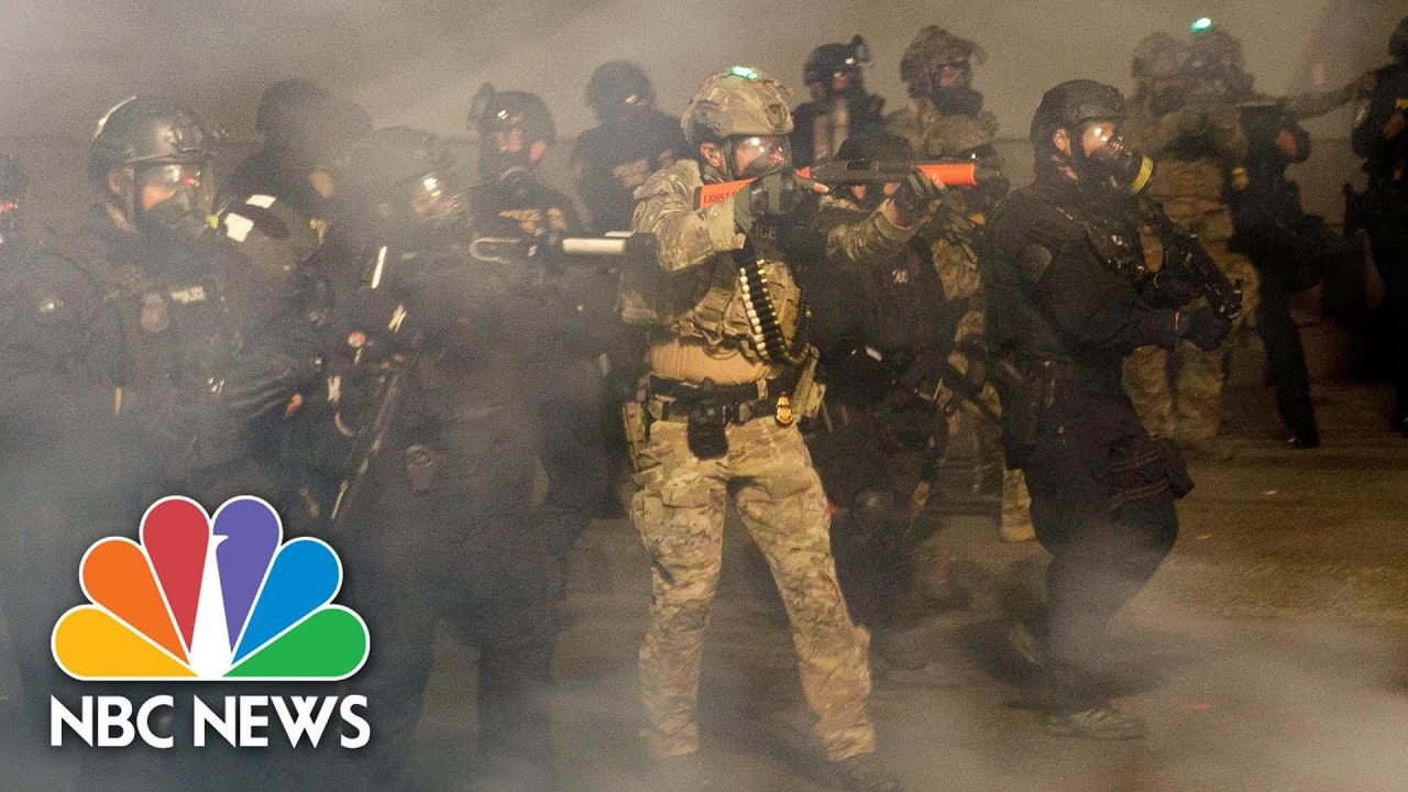 """If This Can Happen Here In Portland, It Can Happen Anywhere."" 