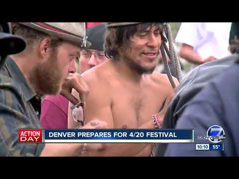The Official 420 Rally will reboot Denver's weed celebration this Friday