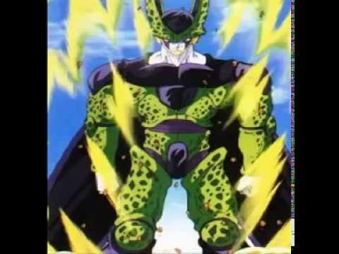 DBZ soundtrack saga de Cell