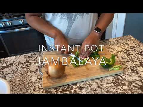 Easy Chicken Jambalaya in Under half an hour