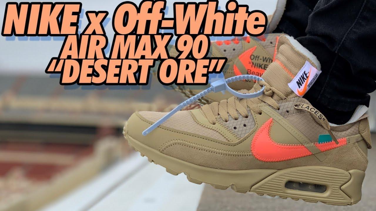 air max 90 desert ore