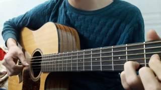 Yêu ( ST Dư Mai Phương) guitar cover