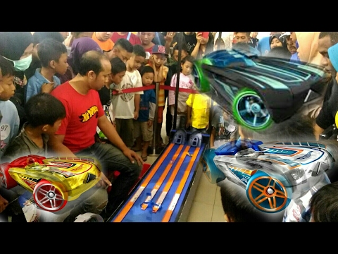 Final Hot Wheels Race Yogya Toserba Pemalang: Hot Wheels Pharodox Mendominasi