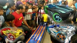 Final Hot Wheels Race Yogya Toserba Pemalang Hot Wheels Pharodox Mendominasi