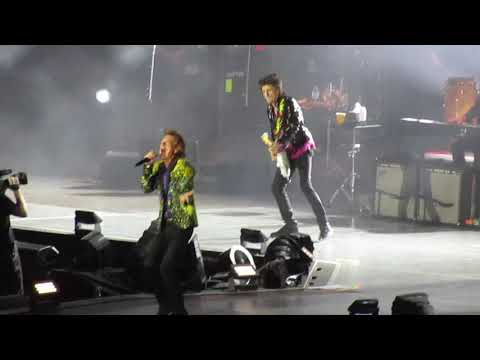 """The Rolling Stones """"Street Fighting Man"""" Live - Rose Bowl 2019"""