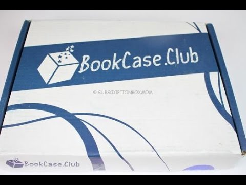 BookCase.Club October 2016 Unboxing + Exclusive Coupon – Books for Children