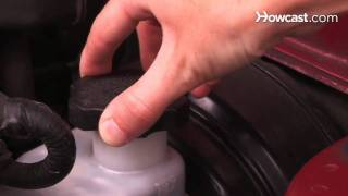 How to Check Your Car's Brake Fluid