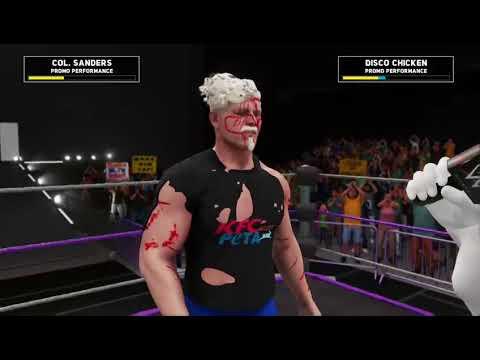 LBW NEW GEN: EPISODE 6 (WWE 2K18)