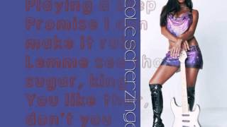 Nicole Scherzinger Ft. T.I - Whatever U Like - Lyrics
