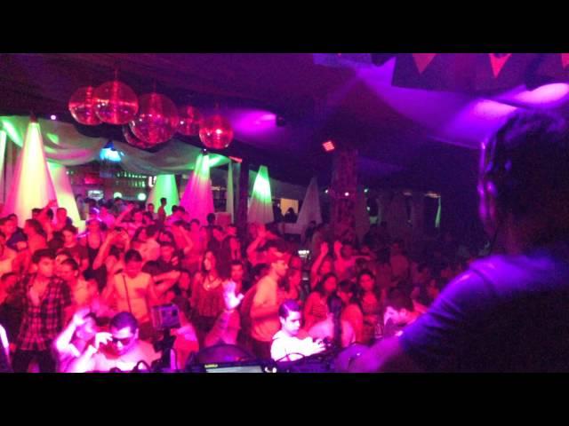 The GreenRoom by Heineken @ Weekend Beach Club, Nicaragua 05/07/14