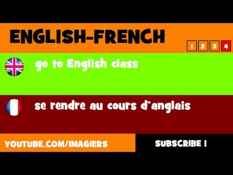 800 ENGLISH WORDS IN FRENCH