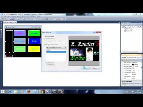 สอนทำโปรแกรมเปิดเว็บ Auto By Joker LN
