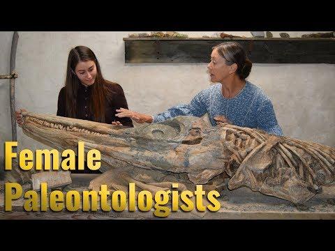 Women in Paleontology