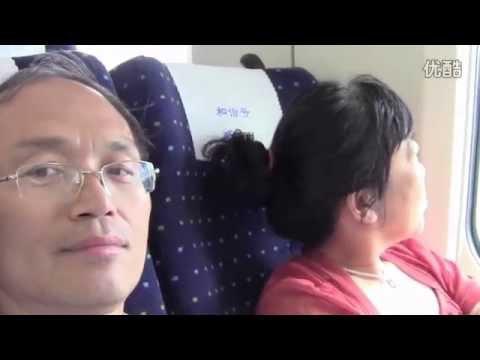 China's high speed rail travel LuoYang LongMen station
