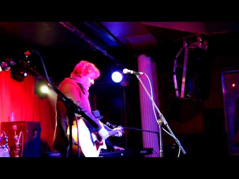 John Garrison - Cold Coffee @ The Water Rats