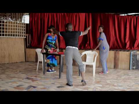 King Kong MC of Uganda Dancing to LAGADAT by Negron World feat Toño Negron and Somik