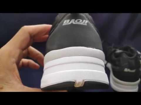 Baoji รุ่น BJM-247 รองเท้าเบา แต่ไม่จิ ของแท้