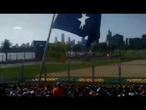 Formula one Melbourne 2015 F1 Australia Albert's Park part2