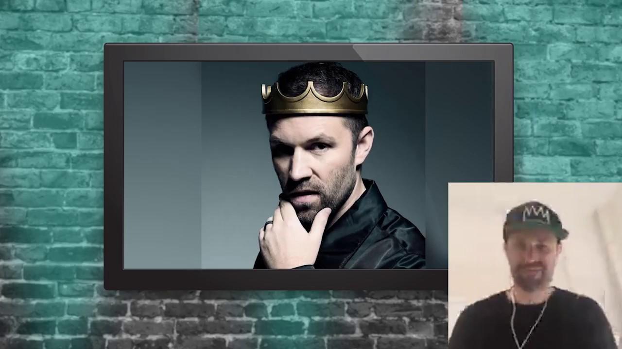Episode #6 -  Topher Jones aka King Arthur