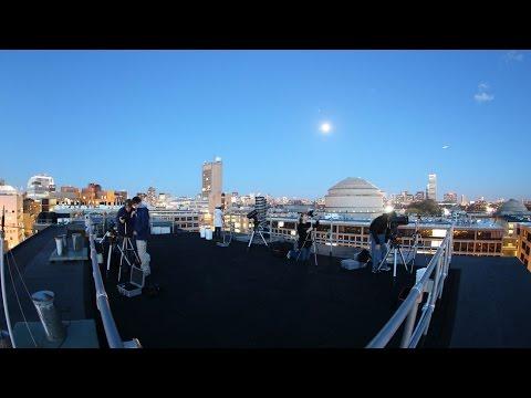 Observe@MIT: Observing the sky at MIT