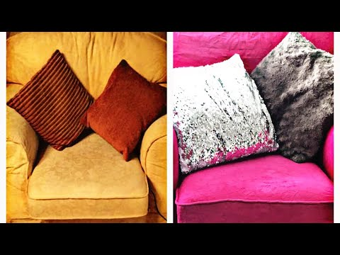 Sofa transformation with Dylon Pod