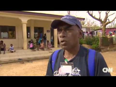 Reespek Reggae Group/ Vanuatu Cyclone Pam Song 2015