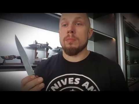 Холодное оружие Ножи и их виды История и энциклопедия