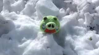 Angry Birds Go Plush Episode 5: Sub Zero Part 1