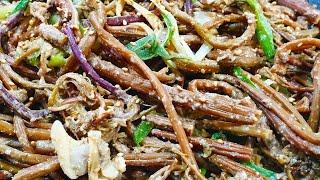 명절나물❤고사리나물❤바지락 넣은 고향의 맛~ 고사리나물 맛있게 볶는법! | 추석명절 나물요리