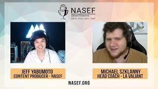 NASEF Career Spotlight with Coach Packing from the LA Valiant