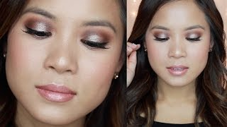Spotlight Smokey Eye Tutorial | ABH Shadow Couture Palette