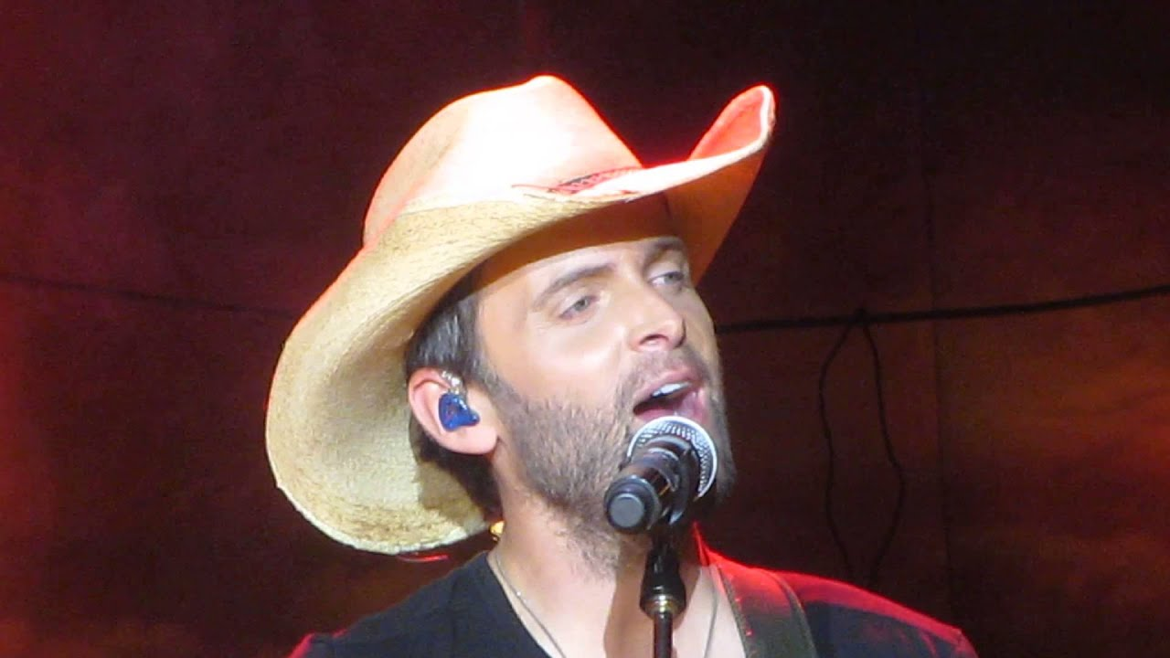 MOUNTAIN MAN - Dean Brody - Oct.17,2015-CHAR video