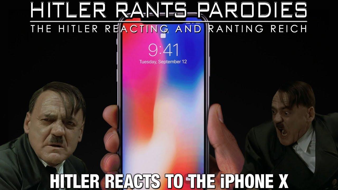 Hitler reacts...