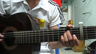 Xa Vắng guitar Cover