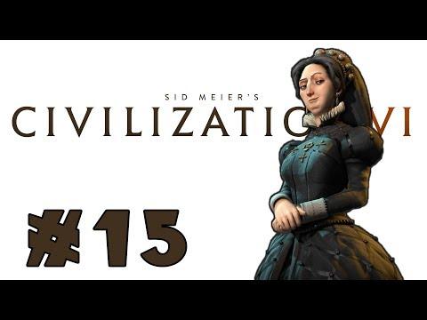 Let's Play: Civilization VI - Cultural France! - Part 15