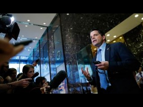 Gasparino: Scaramucci's appointment delayed amid internal warfare