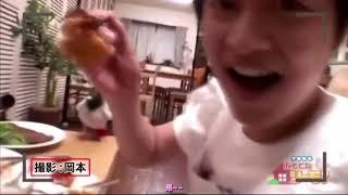 【声優】わちゃわちゃ食べる下野紘と岡本信彦が可愛すぎるw 岡本信彦 検索動画 18