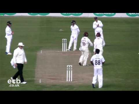 DAY TWO: Derbyshire vs Northamptonshire: Specsavers County Championship 2017