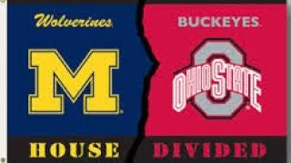 Michigan vs Ohio St 20pt COMEBACK!!!  12.4.17