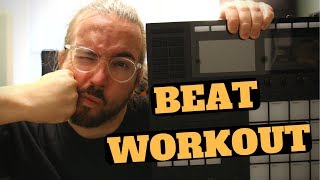 4 ELECTRONIC BEATS DONE QUICK - Maschine MK3 Workflow & Beat Workout