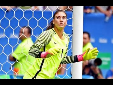 Hope Solo Suspended 6 Months By U.S. Soccer!